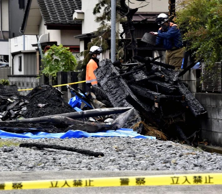 "Watch [Original]Kofu arson, arrested boy ""regrets having caused the incident"": Society: News  – Google Japan News"
