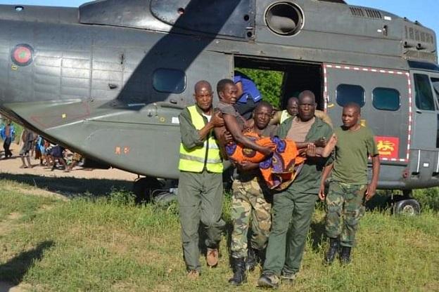 Flash Floods Hit Malawi Capital