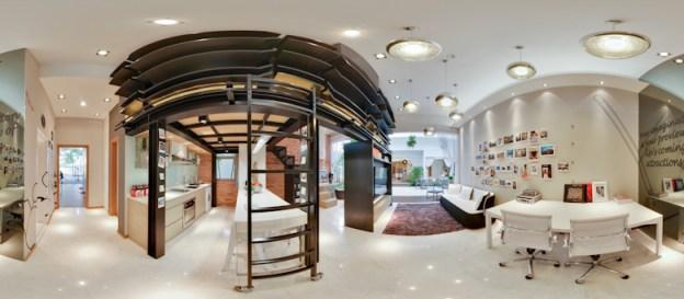 Greenwich Condo: Loft concept studio apartment by Far East Organization