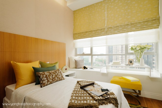 Bedroom - Interior photography by YongHao Photography