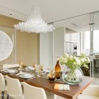 Dining towards kitchen - Interior photography by YongHao Photography