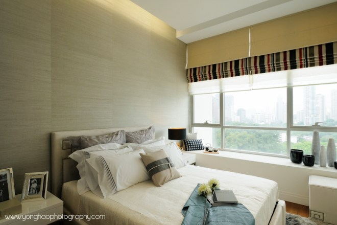 Junior suite - Interior photography by YongHao Photography