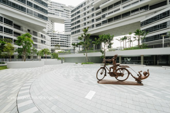 Interlace architectural photography by Yonghao Photography