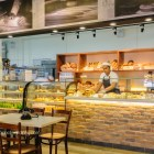 Interior of 3 petits croissants @ SOTA by Yonghao Photography