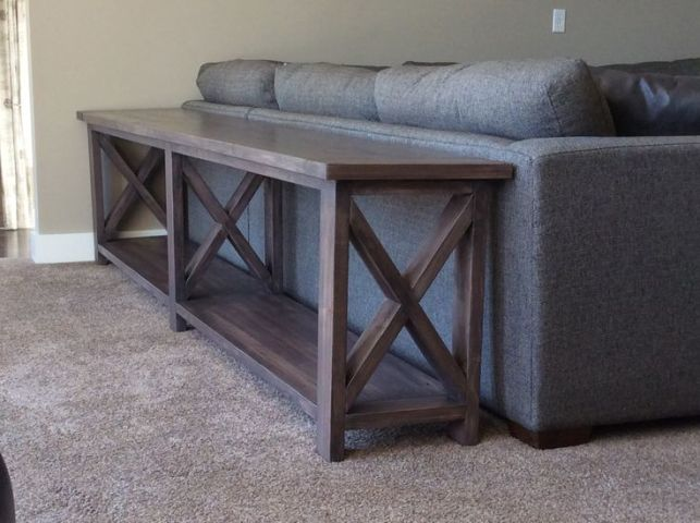 Best places for a sofa table in your house     yonohomedesign com Best places for a sofa table in your house