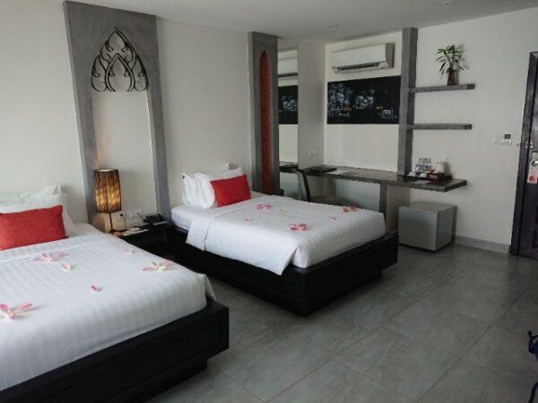 レジデンスホテル客室