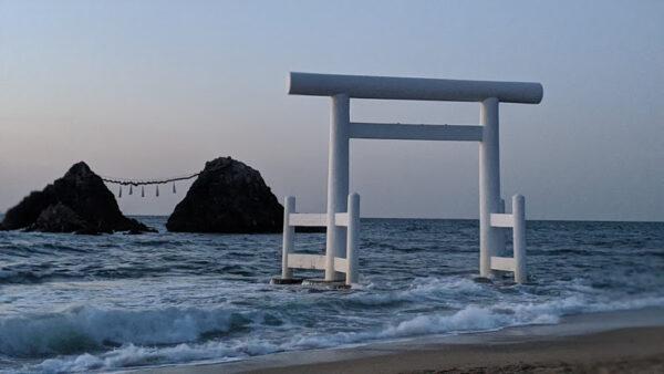 糸島・二見ヶ浦