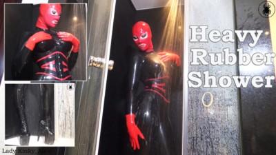 Heavy Rubber Shower