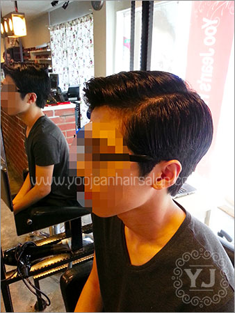 Man Style Yoo Jeans Hair Salon Korean Hair Salon In