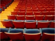 Théâtre 71 - Vue de la salle de dos