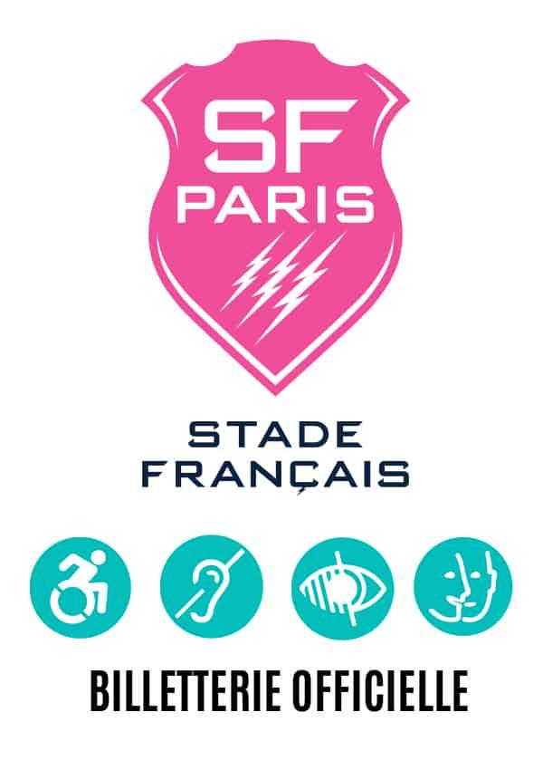 Billetterie officielle pour les supporters handicapés du Stade Français