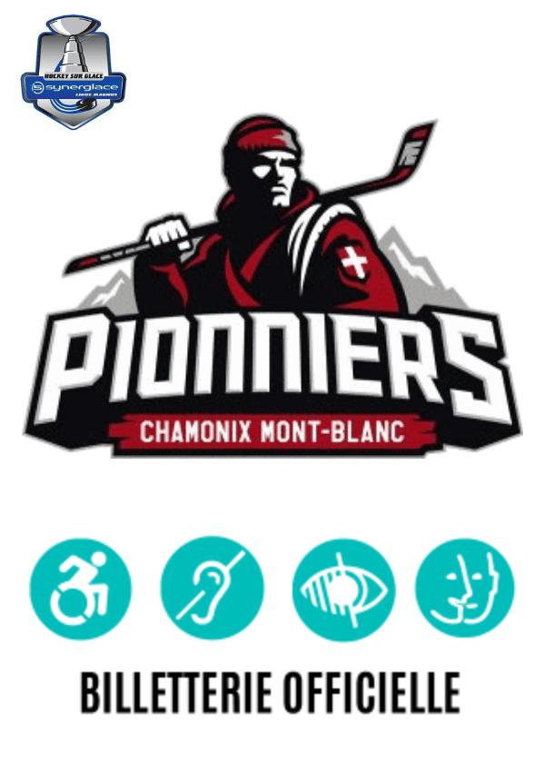 pionniers chamonix ligue magnus