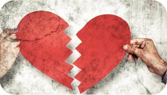 breakup status in english