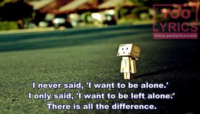 Lonely Status