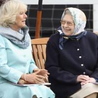 QueenElizabeth II grants Camilla new honor