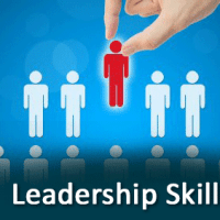 No job is too small to develop leadership skills