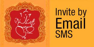 India Online Invitation Free Invitations Evite For Wedding Birthday Party Etc