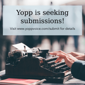 Announcement: Call for Submissions!