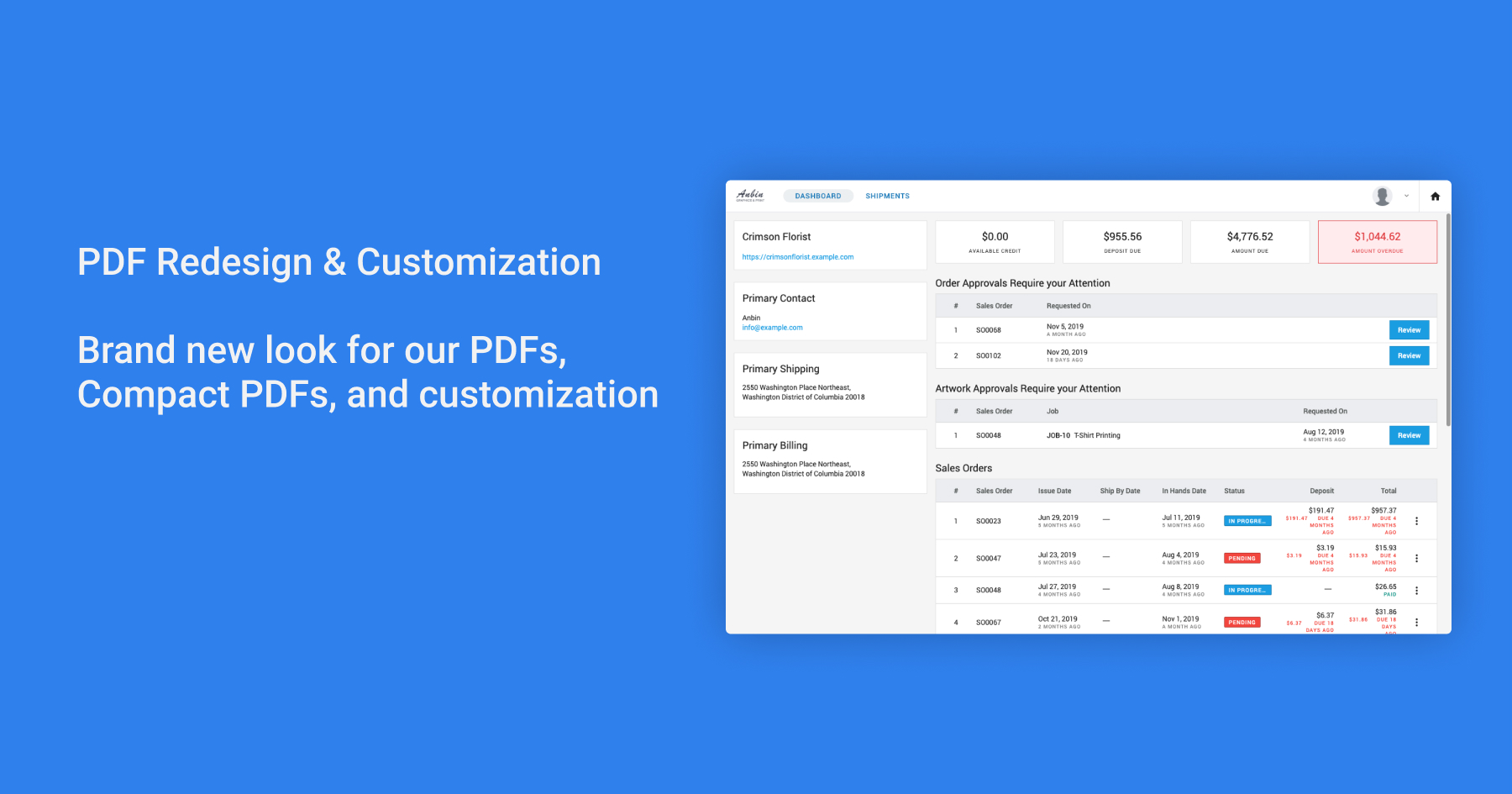 Redesign Amp Customization