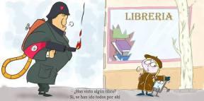 El ladrón de viñetas
