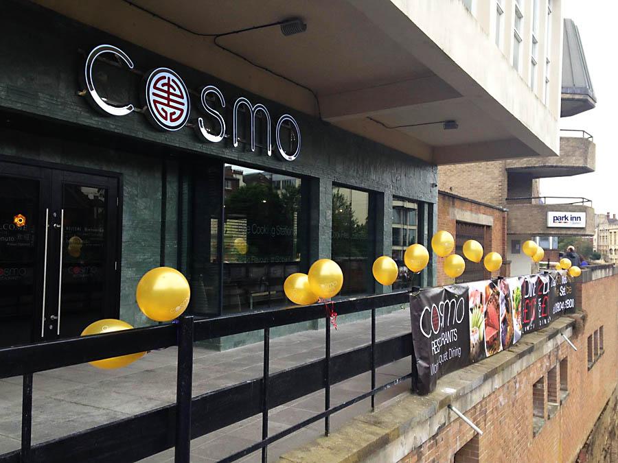 Cosmo York York 360