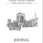York & District Family History Society Journal, February 2016