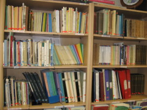 Research Room library