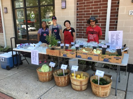 Green Food Market