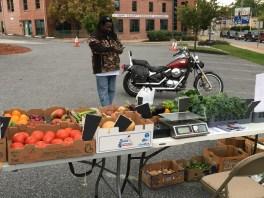 Market at YCEA