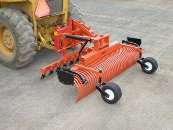 Landscape Rake 3 Point Hitch  werner implement 39 s