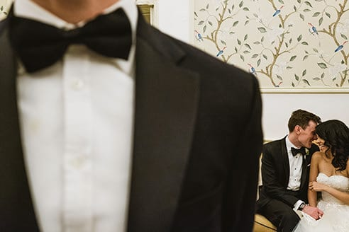 Hedsor House Wedding Photography London. Bride and groom portrait