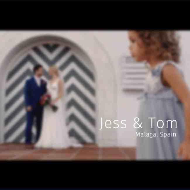 Malaga Wedding Video
