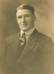 Matthew Heseltine Webster. Unknown date. Courtesy of Steve Millward