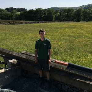 Ian Colledge, Dales Ranger for the Yorkshire Dales National Park