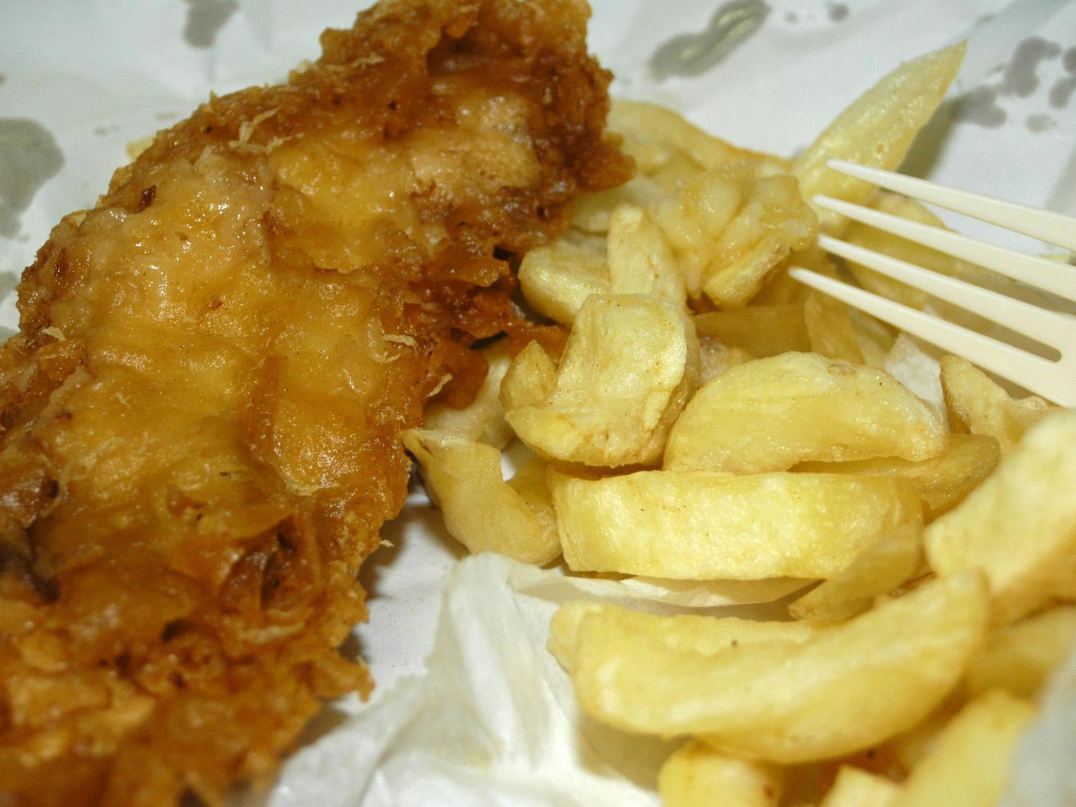 This famous Yorkshire fish and chips shop has been named among the top 15 in the country