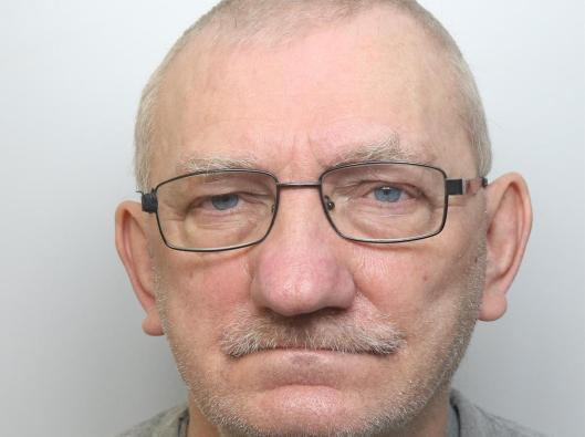 Sex predator Patrick Clarke used his mobile phone to film underneath a customer's skirt at a Holland and Barrett store in Leeds