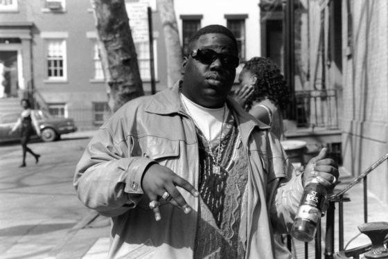 American rapper Biggie Smalls is the subject of an upcoming Netflix documentary (Getty Images)