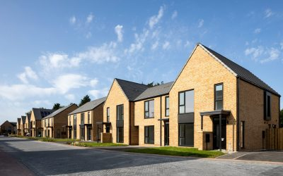 Esh Construction Completes £11m New Affordable Homes in Yorkshire