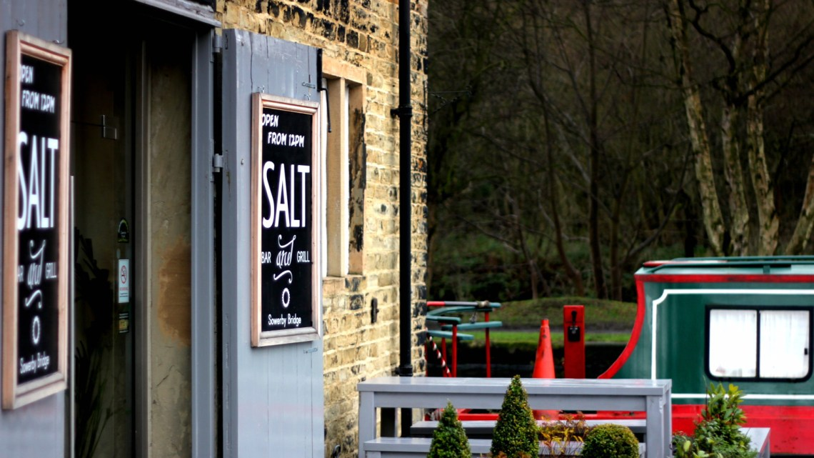 Salt Bar and Grill Sowerby Bridge