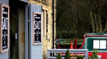 Salt Bar and Grill Sowerby Bridge
