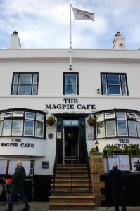 The Magpie Whitby