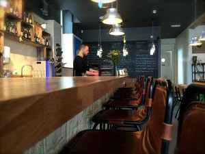 Bar Area at Yorkshire Meatball Company