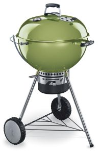Weber Master Touch BBQ
