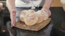 Classic White Bread Roll