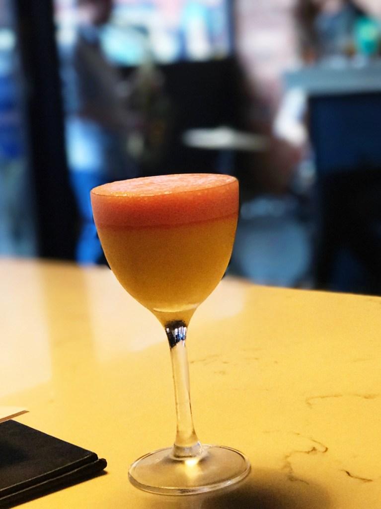 Rhubarb Cocktail Mr Nobody