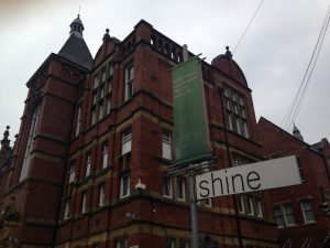 The Shine Collective building on Harehills Road will be home to the new gym.