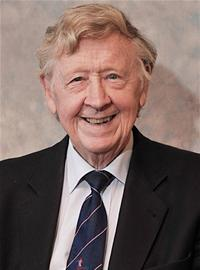 Councillor Bernard Atha CBE will be retiring in May 2014