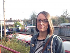 Eleanor Hastwell, 33, from Burley Park is frequently paying for both train and bus
