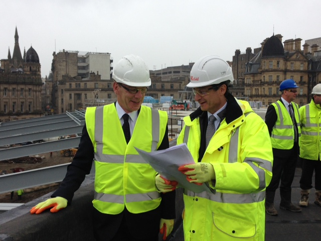 David Green is hopeful Westfield Shopping Centre will bring unique retail back to Bradford.