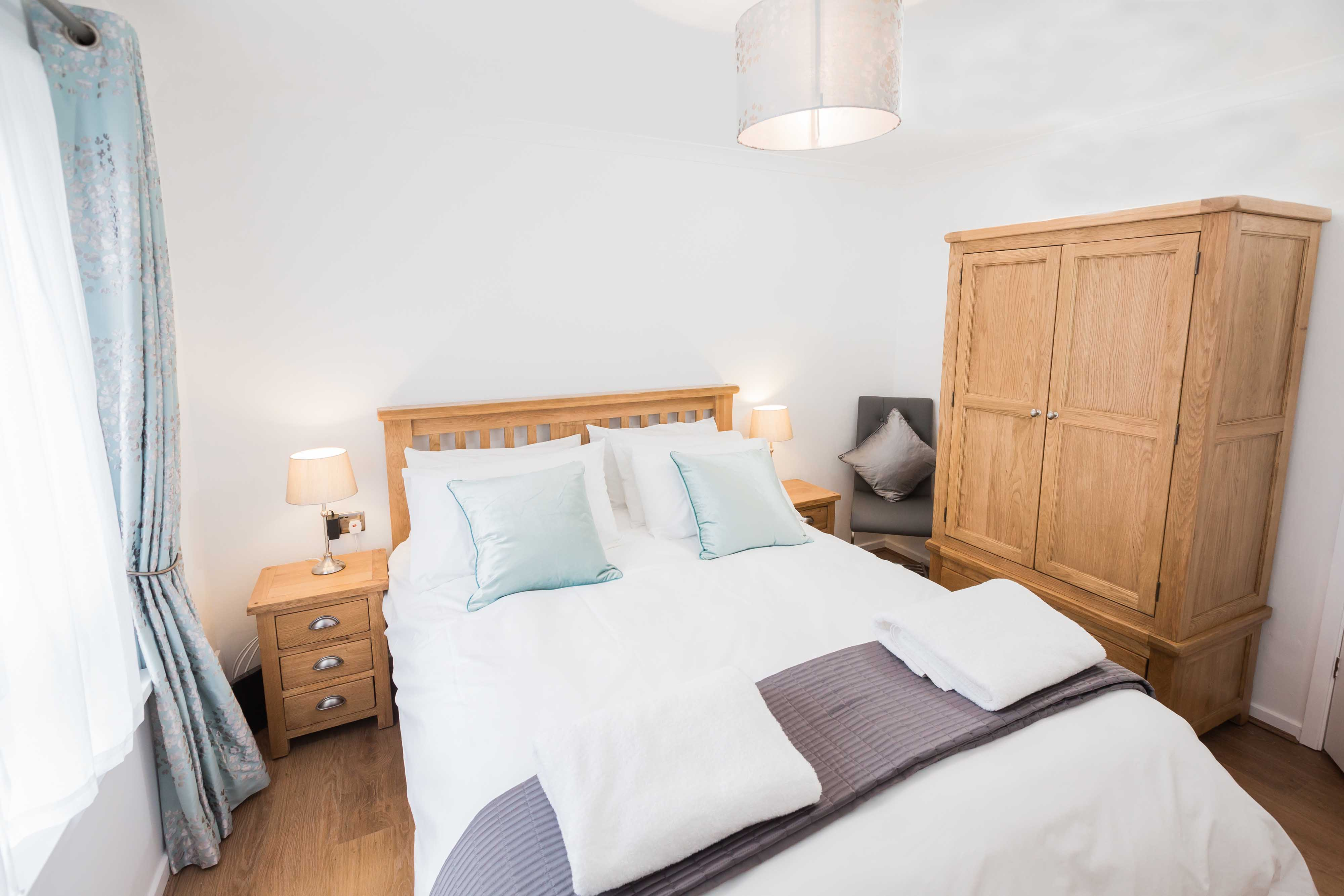 Cloisters Walk, Holiday Let, york stay, Bedroom